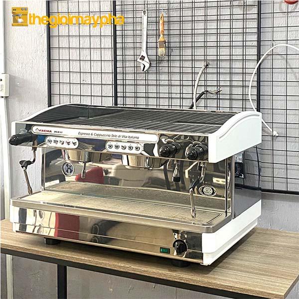 Máy pha cà phê Faema E98 RE A2 2 Group