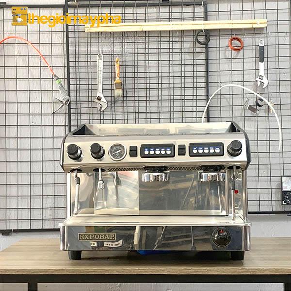 máy pha cà phê Expobar Megecream 2 Group